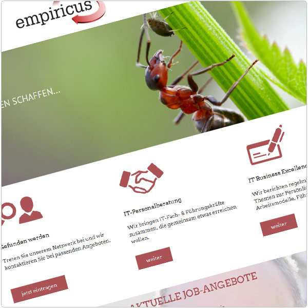 Webrelaunch empiricus